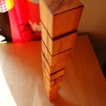 Exotic and Native Wooden Blocks for Kids and Crafts
