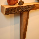 Live Edge Shelf 23 by Art Drauglis